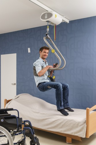Handi-Move Tilbeugel® , Plafondmotor, Plafondliften