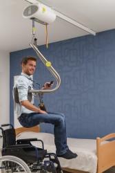 Handi-Move Tilbeugel® , Plafondmotor